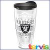 Jumbo Tervis  24 oz NFL Brand Travel Mug Oakland Raiders