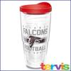 Jumbo Tervis  24 oz NFL Brand Travel Mug Atlanta Falcons