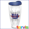 Jumbo Tervis  24 oz NFL Brand Travel Mug New York Giants
