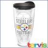 Jumbo Tervis  24 oz NFL Brand Travel Mug Pittsburgh Steelers