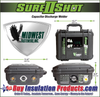 Midwest Fastener - Sure Shot II Mini Cup Weld Pin System is lightweight, compact, and durable.