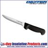 "Black Handle - 6"" Long Serrated Dexter Econo Blade"
