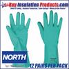 North Safety Nitri Guard Plus Nitrile Rubber Gloves (Dozen)
