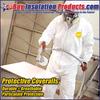 Microporous Polyolefin Protective Coveralls (Case of 25)