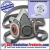 3M Half-Faced Respirator w/ Pair of P95 Filters