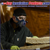 Elipse Mask is great for use with insulation install.