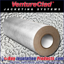 VentureClad 1577CW Jacketing Insulation Cladding Tape