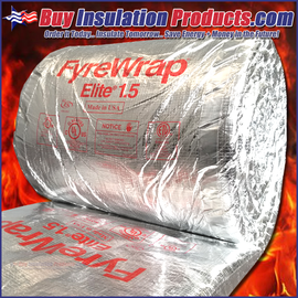 Unifrax Fyrewrap Elite 1.5 Kitchen Exhaust Duct Work.