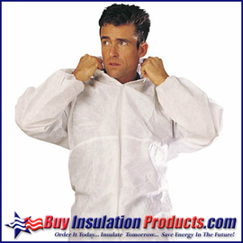 Poly Propylene Coverall Suits (White or Blue)