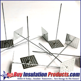 Perforated Base Insul Hangers (Bulk Box)