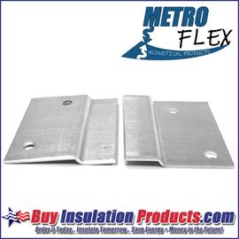 MetroFlex Z-Clips