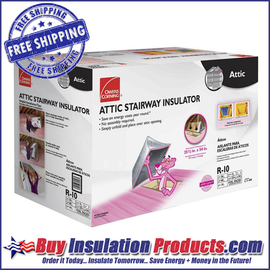 Owens Corning Attic Stairs Insulator