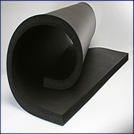 Elastomeric Rubber Sheeting