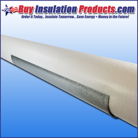 Galvanized Pipe Shield Saddles for Pipe Insulation - Please note we do not show a clevis hanger as those are sold separately if needed