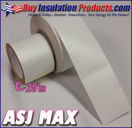 ASJ Max 25'er Roll (25ft Long)