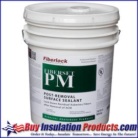 Fiberlock Fiberset PM Asbestos Encapsulant (5 Gallon)