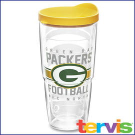 Jumbo Tervis  24 oz NFL Brand Travel Mug Green Bay Packers