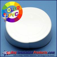 New Product: Color PVC End Caps