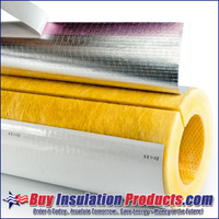 New Fiberglass Pipe Insulation Thickness