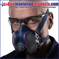 New Product: GVS Elipse Half-Face Respirators with P100 Filters