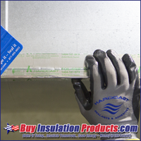 Create an Air-Tight Seal on Ductwork with Hardcast Foil-Grip 1404-181BFX