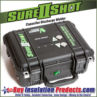 New Product: MidWest Sure-Shot II Capacitor Discharge Weld System