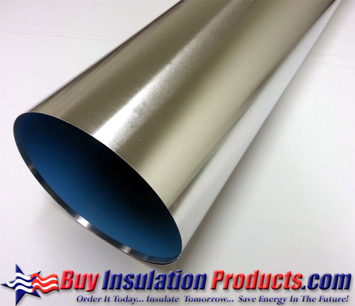 Aluminum Jacket for Pipe Insulation