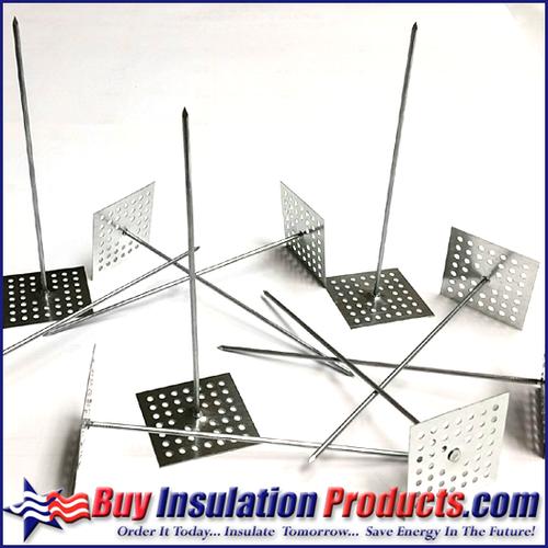 Perforated Base Insul Hangers (Bulk Box)