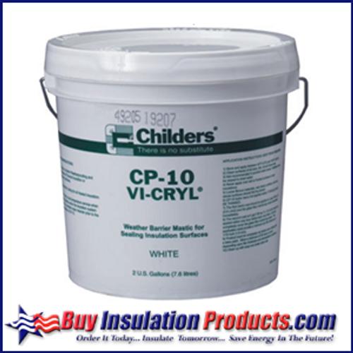Childers CP-10 White Mastic