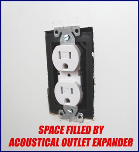 Acoustical Outlet Xpander