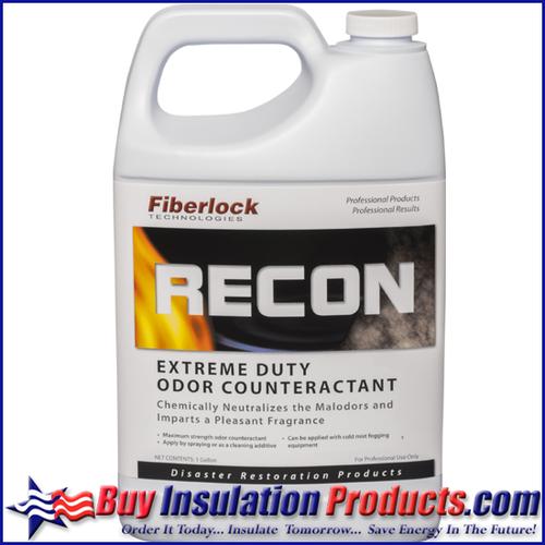 Fiberlock Recon Extreme Duty Odor Counteractant (1 Gallon)