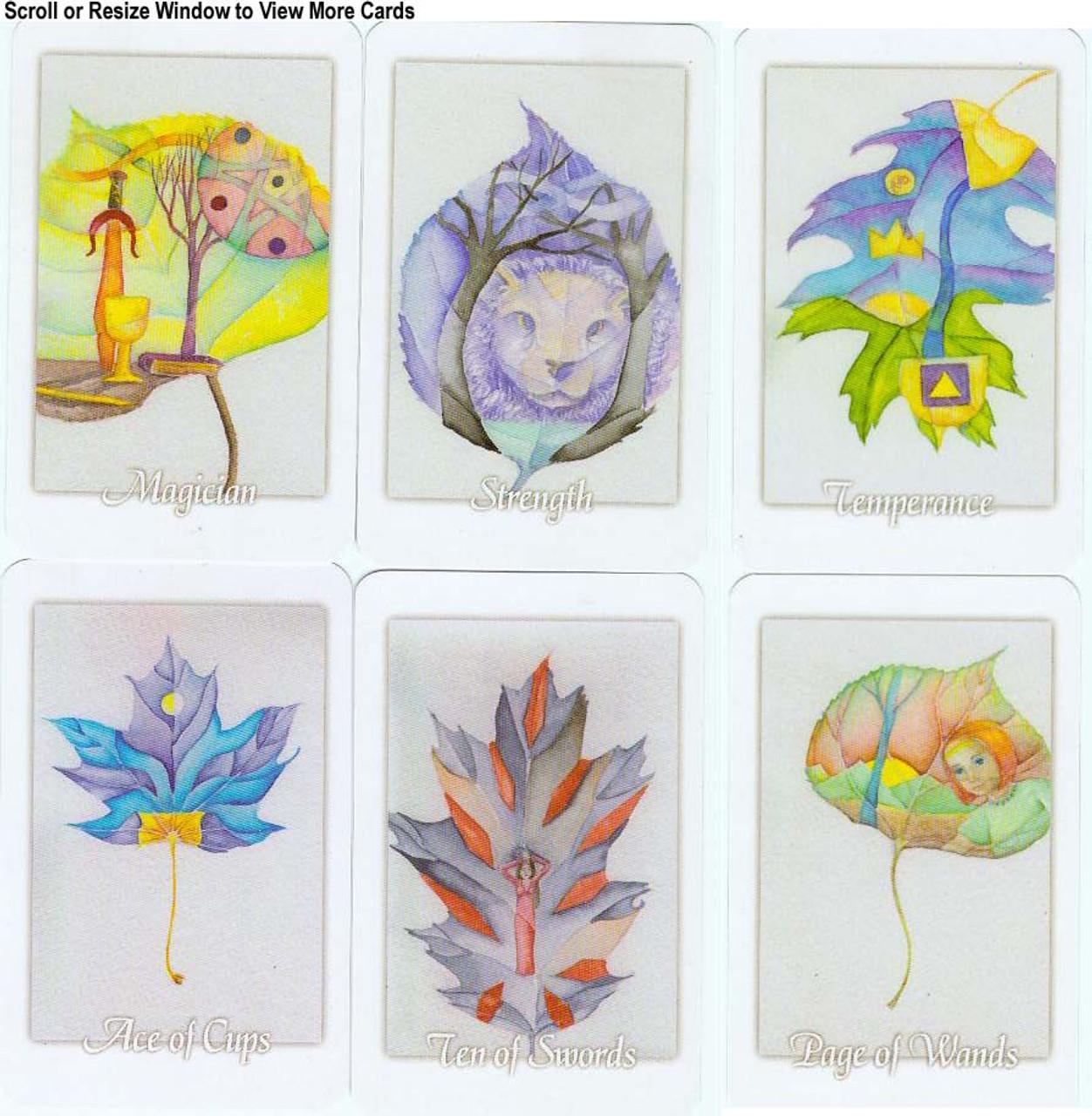 Tarot Leaves