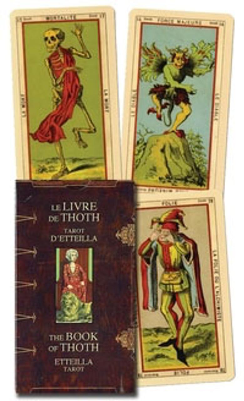 The Book of Thoth / Etteilla Tarot
