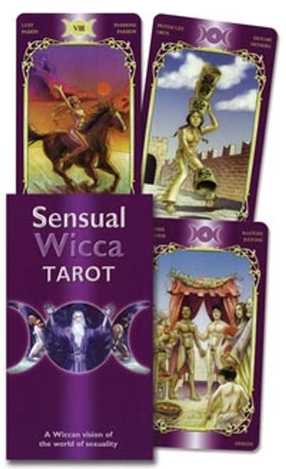 Sensual Wicca Tarot (Standard Edition)