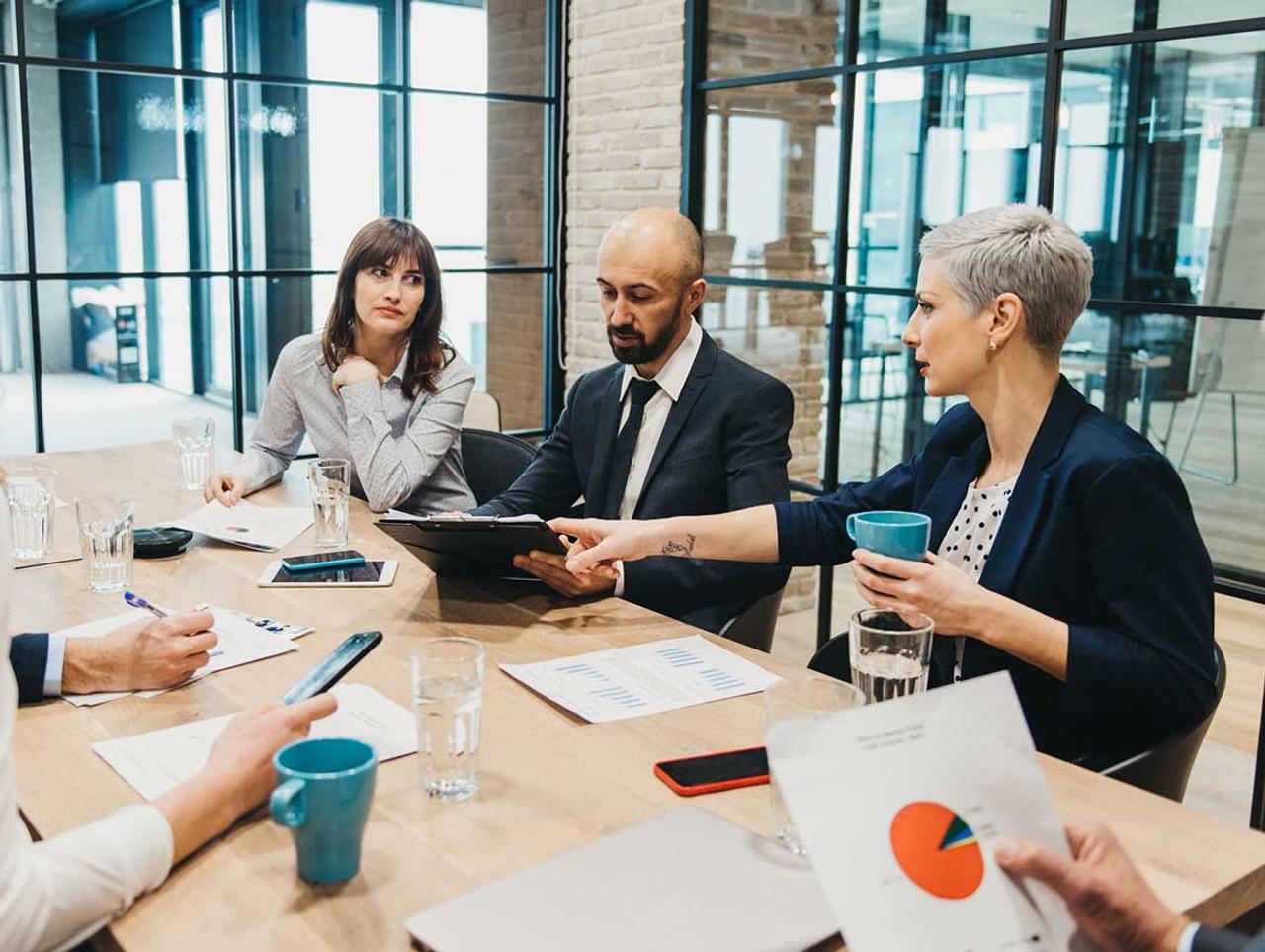 Accounting & Finance Salary Survey Data