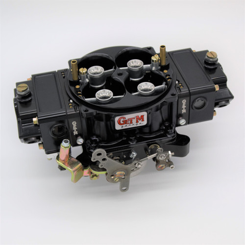 Twin Blade 1600 Methanol/E85 Carburetor with Two Piece Billet Fuel Bowls TB1600M