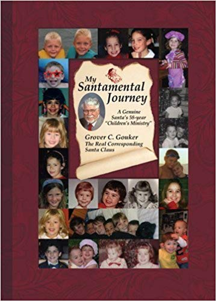"Book, ""My Santamental Journey"""