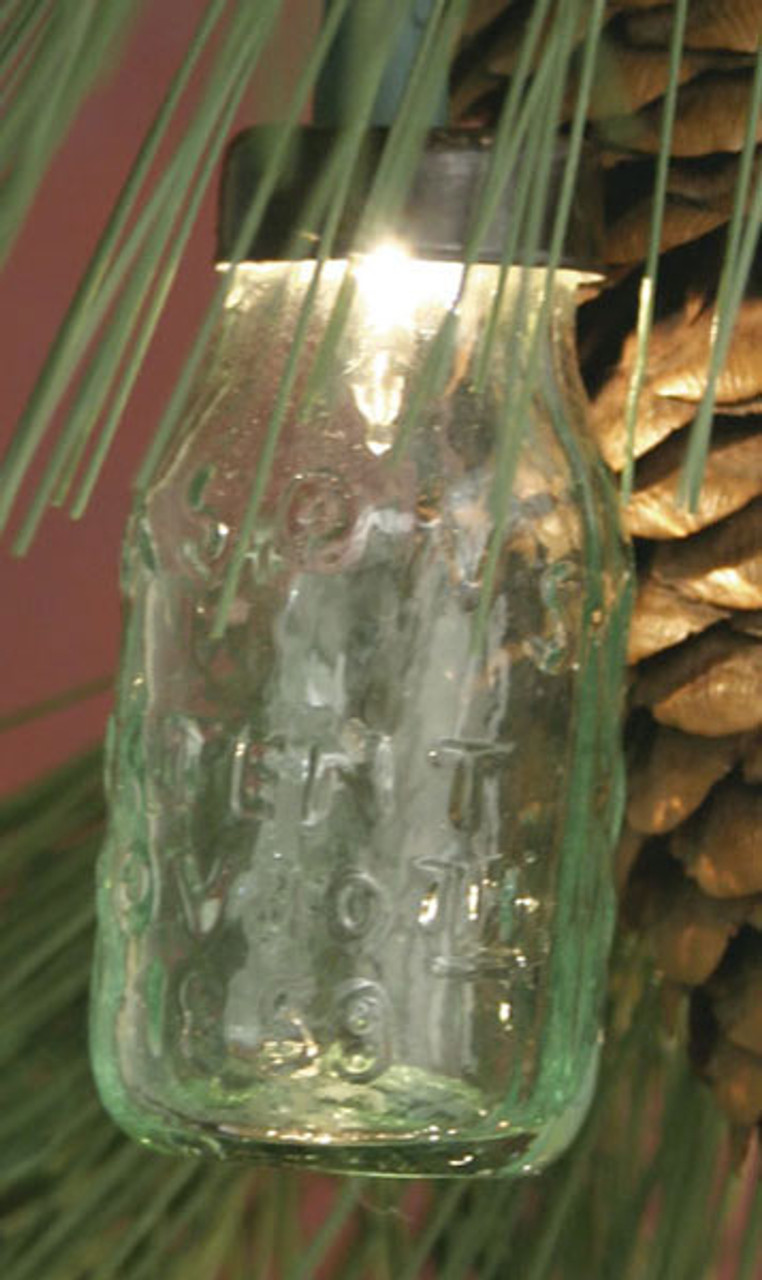 Mason Jar, Light Cover