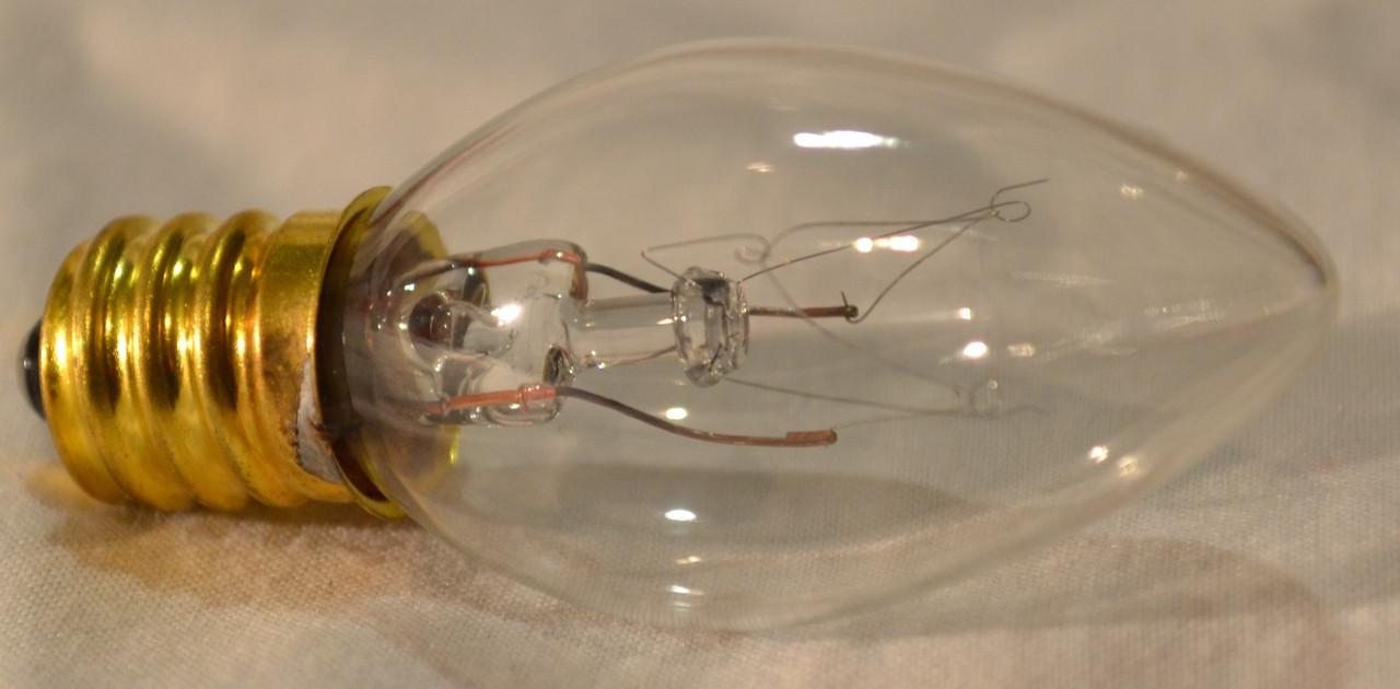 Wax Warmer Bulb, 30 Watt