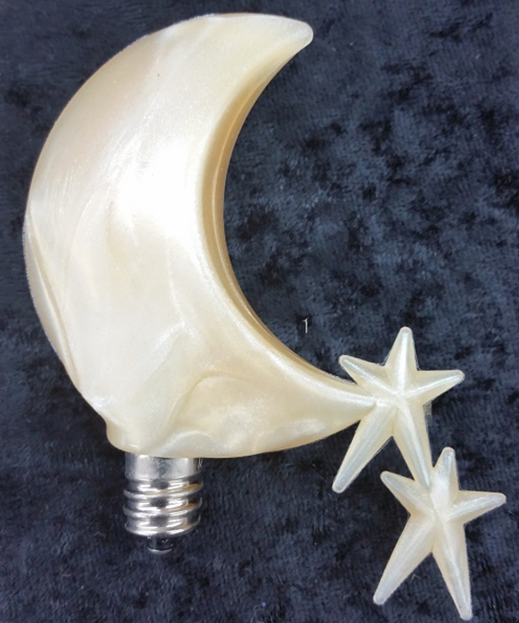 Moon Showers Silicone Bulb