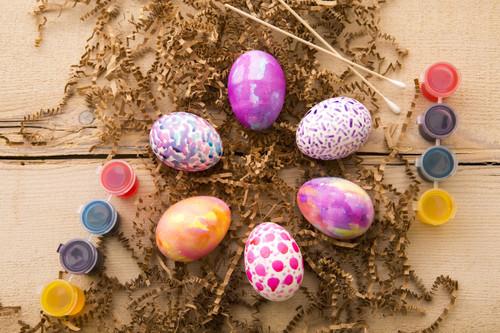 Doc Hinkle's Egg Coloring Kit - USA