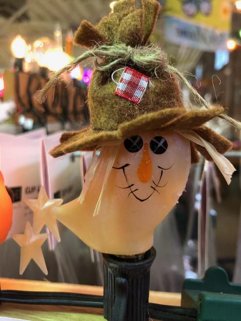 Scarecrow Silicone Bulb