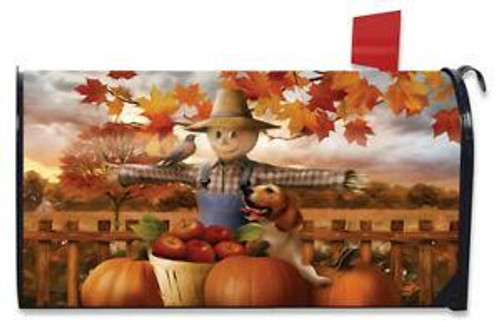 Mailbox Cover Fall & Halloween