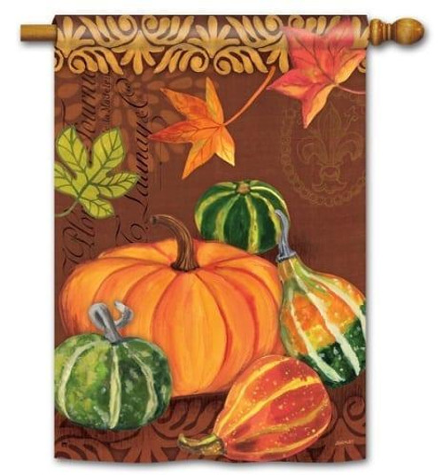 House Flag Fall & Halloween - Studio M