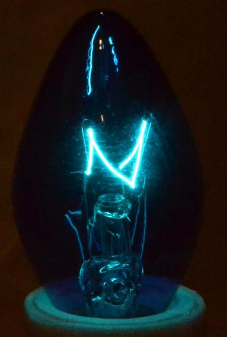 C7 Transparent Blue