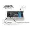 Multi gauge reducer Oil Gas temp Gauge 12 to 6 volt - MGR1