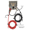 12 volt to 6 volt Oil, Gas, Temp Gauge Reducer - V12872