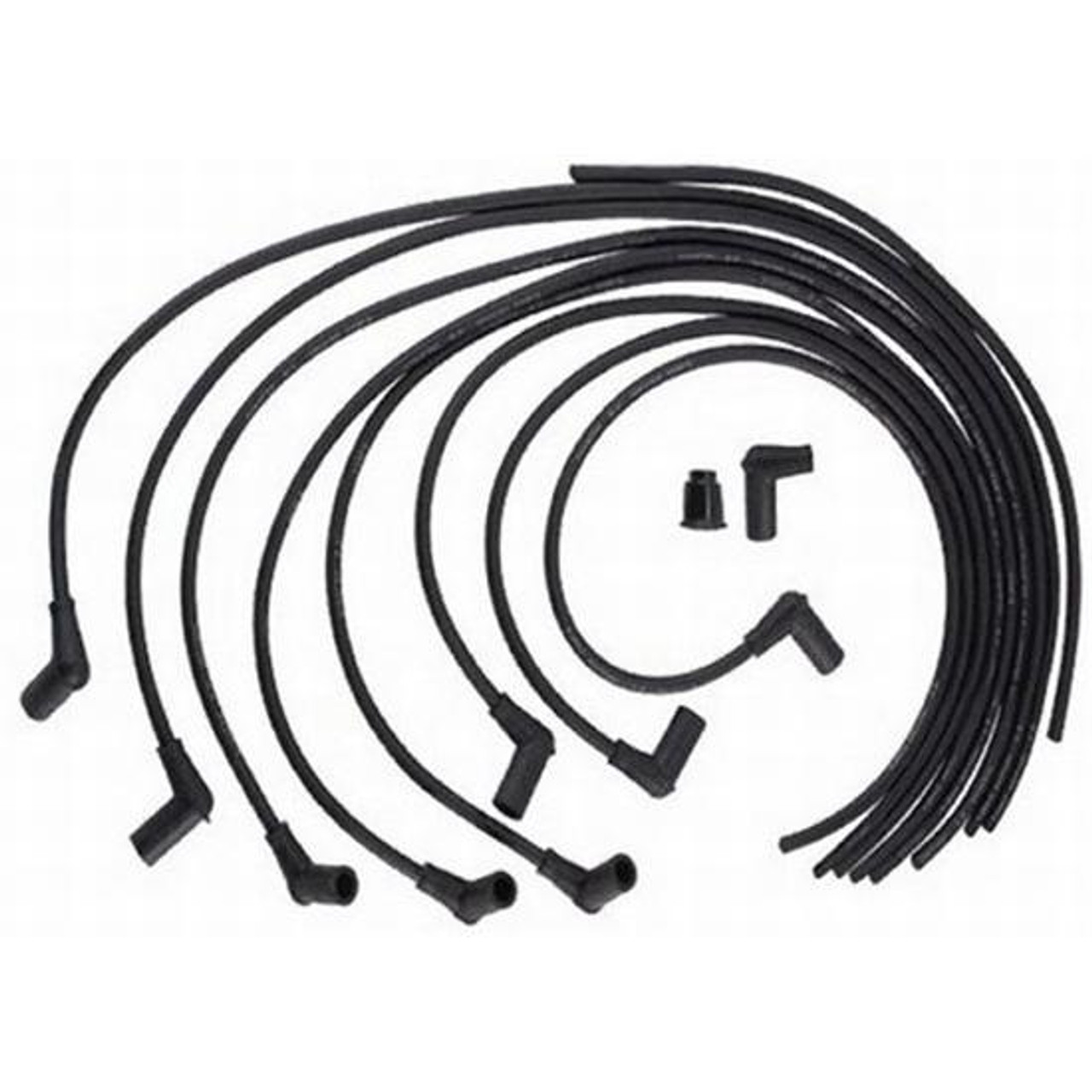 Moroso Flathead Universal Spark Plug Wires Kit - 64011