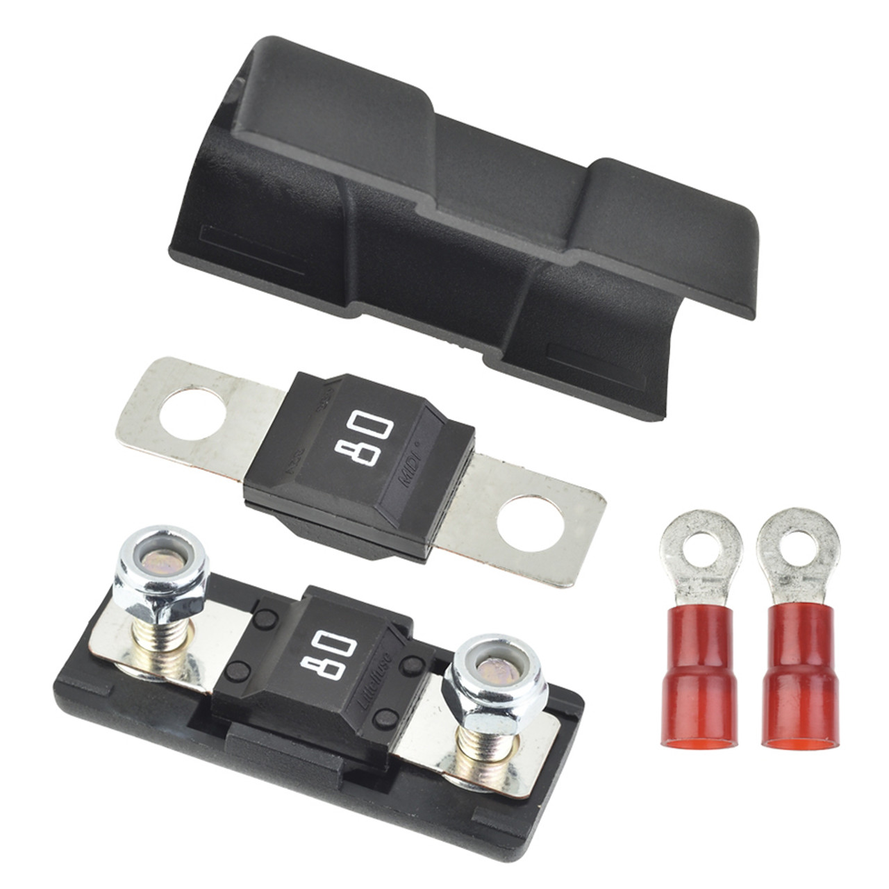 Alternator Output Wire Fuse 80 amps - FK080