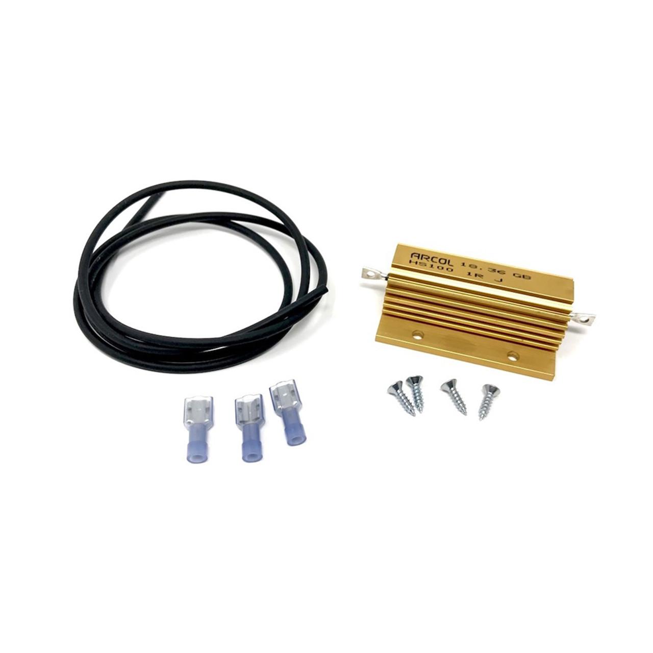 Heater & Defroster Motor Reducer 100 watts - HR02
